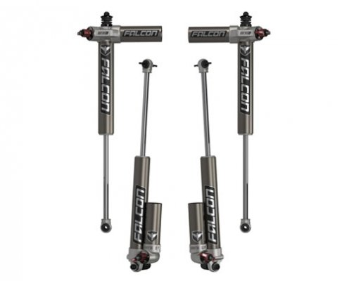 JK/JKU FALCON 3.3 FAST ADJUST PIGGYBACK SHOCKS